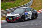 BMW M235i Racing - Team Ring Police - Startnummer: #306 - Bewerber/Fahrer: Jan-Erik Slooten, Thomas Mühlenz, Jonas Carlsson, Anders Carlsson - Klasse: Cup 2