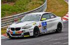 BMW M235i Racing - Team Scheid-Partl Motorsport - Startnummer: #302 - Bewerber/Fahrer: Harald Grohs, Jörg Weidinger, Maximilian Partl - Klasse: Cup 2
