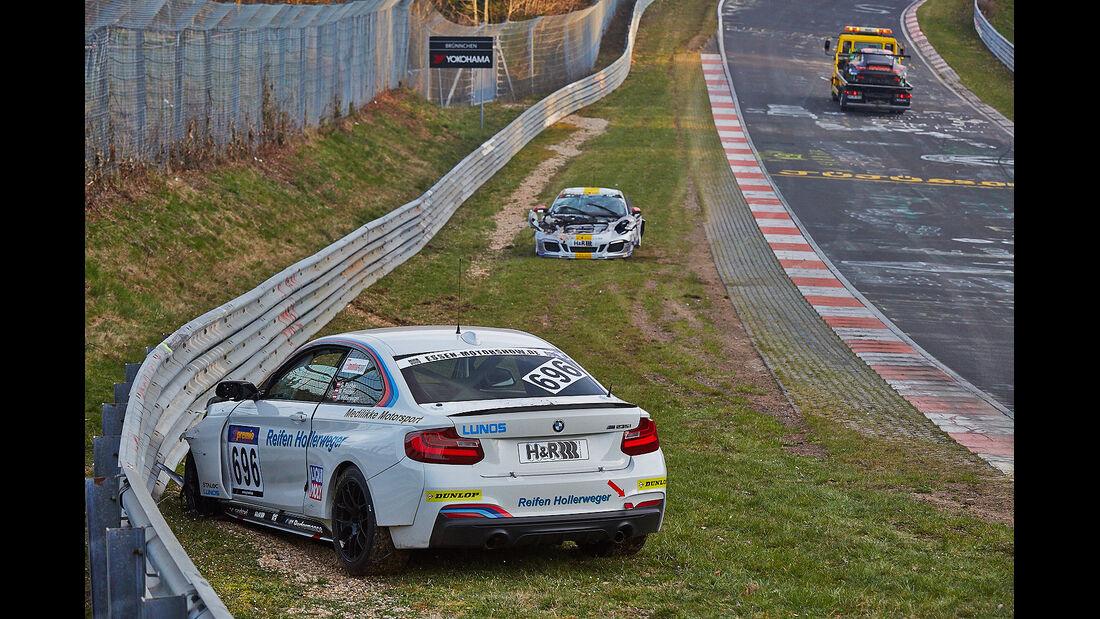 BMW M235i Racing - VLN - Nürburgring Nordschleife - 29. März 2014