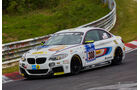 "BMW M235i Racing - Walkenhorst Motorsport powered by Dunlop - Startnummer: #308 - Bewerber/Fahrer: Thomas D. Hetzer, ""Thyson"", Matias Henkola, Henning Cramer - Klasse: Cup 5"