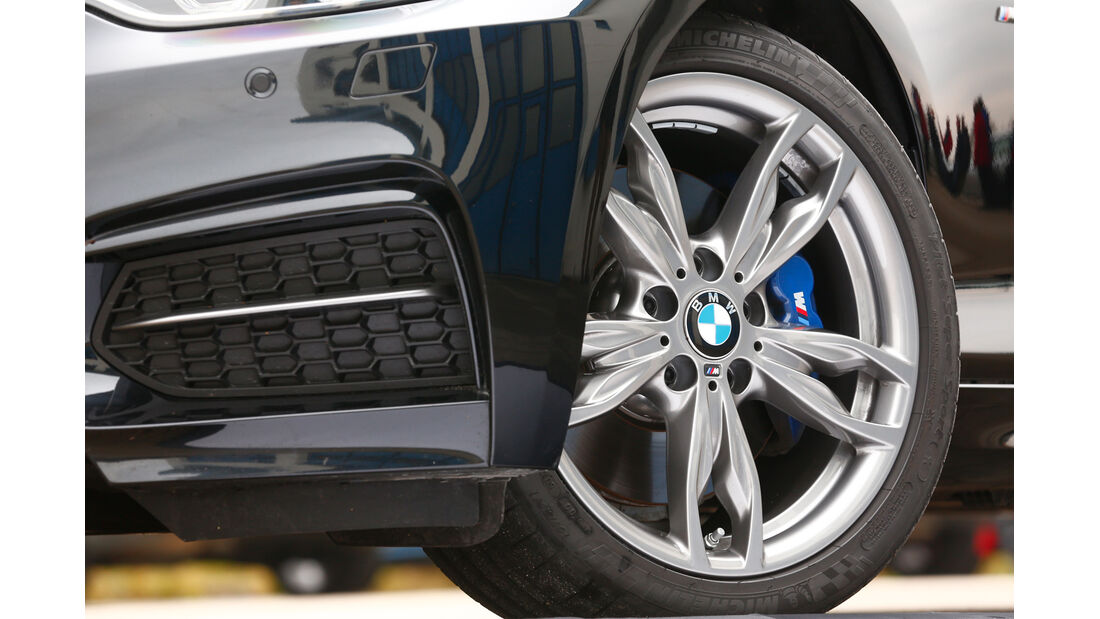 BMW M235i, Rad, Felge