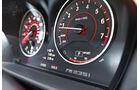 BMW M235i, Rundinstrumente