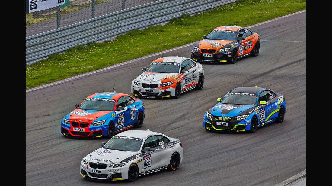 BMW M235i - VLN Nürburgring - 6. Lauf - 2. August 2014