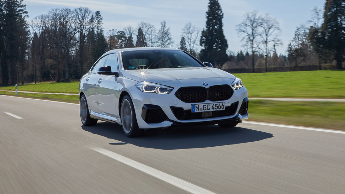 BMW M235i xDrive Gran Coupé M Performance, Exterieur