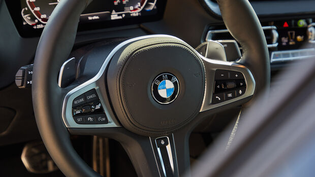 BMW M235i xDrive Gran Coupé M Performance, Interieur