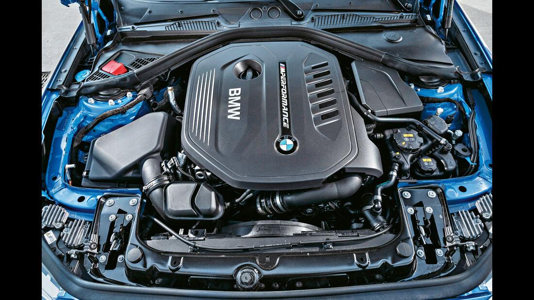 BMW M240i Coupé, Motor