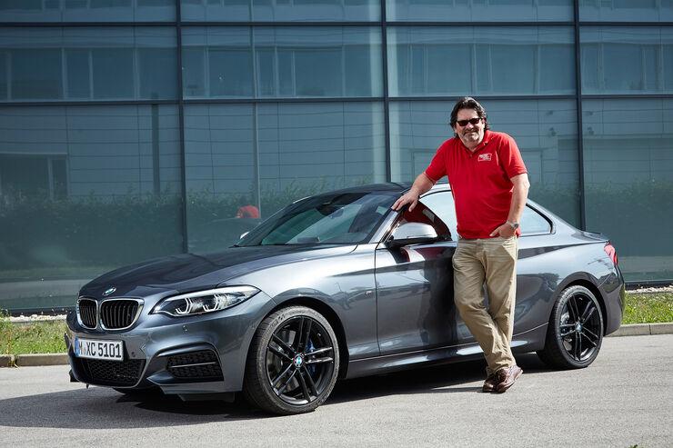 Bmw 2er Facelift Im Fahrbericht 2017 Auto Motor Und Sport