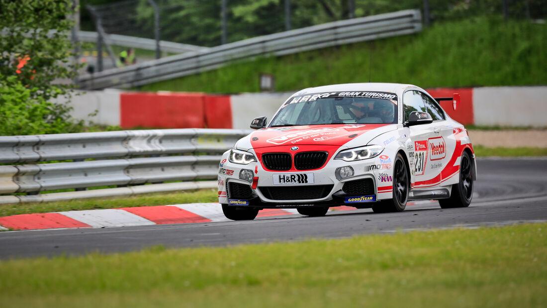 BMW M240i Racing - Adrenalin Motorsport Team Alzner Automotive - Startnummer #231 - Klasse: BMW M240i - 24h-Rennen - Nürburgring - Nordschleife - 03. - 06. Juni 2021