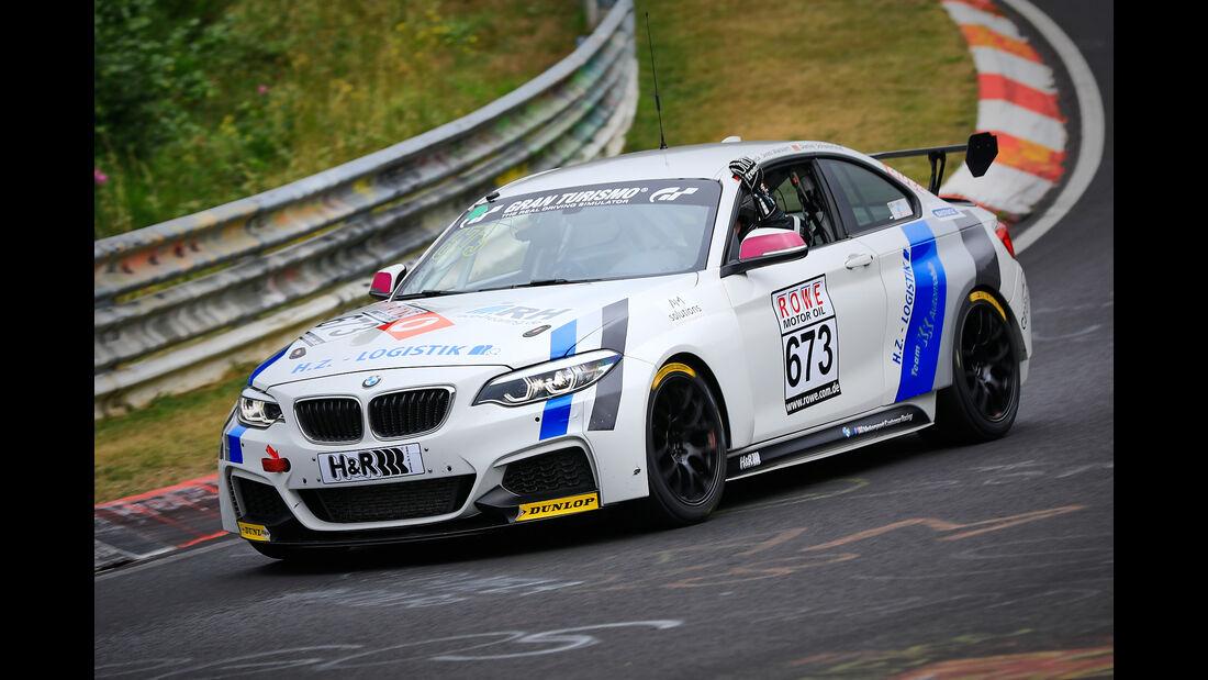 BMW M240i Racing Cup - Hofor Racing - Startnummer #673 - CUP5 - VLN 2019 - Langstreckenmeisterschaft - Nürburgring - Nordschleife
