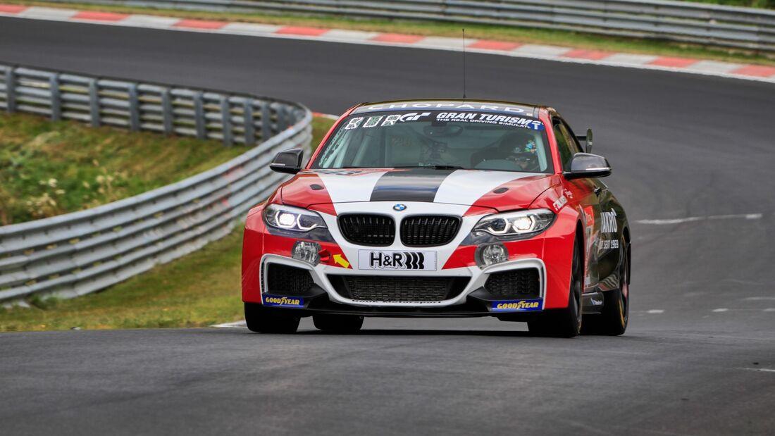 BMW M240i Racing Cup - Hofor Racing by Bonk Motorsport - Startnummer #243 - Klasse: Cup 5 - 24h-Rennen - Nürburgring - Nordschleife - 24. bis 27. September 2020