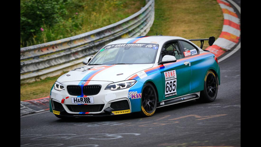 BMW M240i Racing Cup - MKR-Engineering - Startnummer #685 - CUP5 - VLN 2019 - Langstreckenmeisterschaft - Nürburgring - Nordschleife