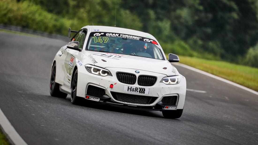 BMW M240i Racing Cup - Startnummer #149 - Walkenhorst Motorsport - SP4T + SP8T - NLS 2021 - Langstreckenmeisterschaft - Nürburgring - Nordschleife