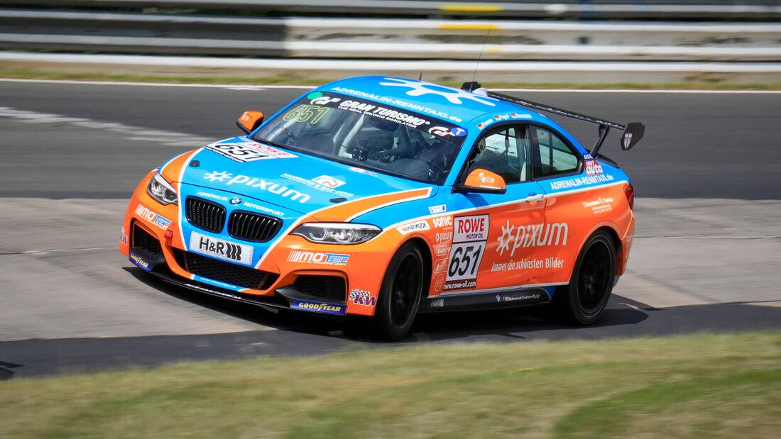 BMW M240i Racing Cup - Startnummer #651 - Pixum CFN Team Adrenalin Motorsport - Cup5 - NLS 2020 - Langstreckenmeisterschaft - Nürburgring - Nordschleife