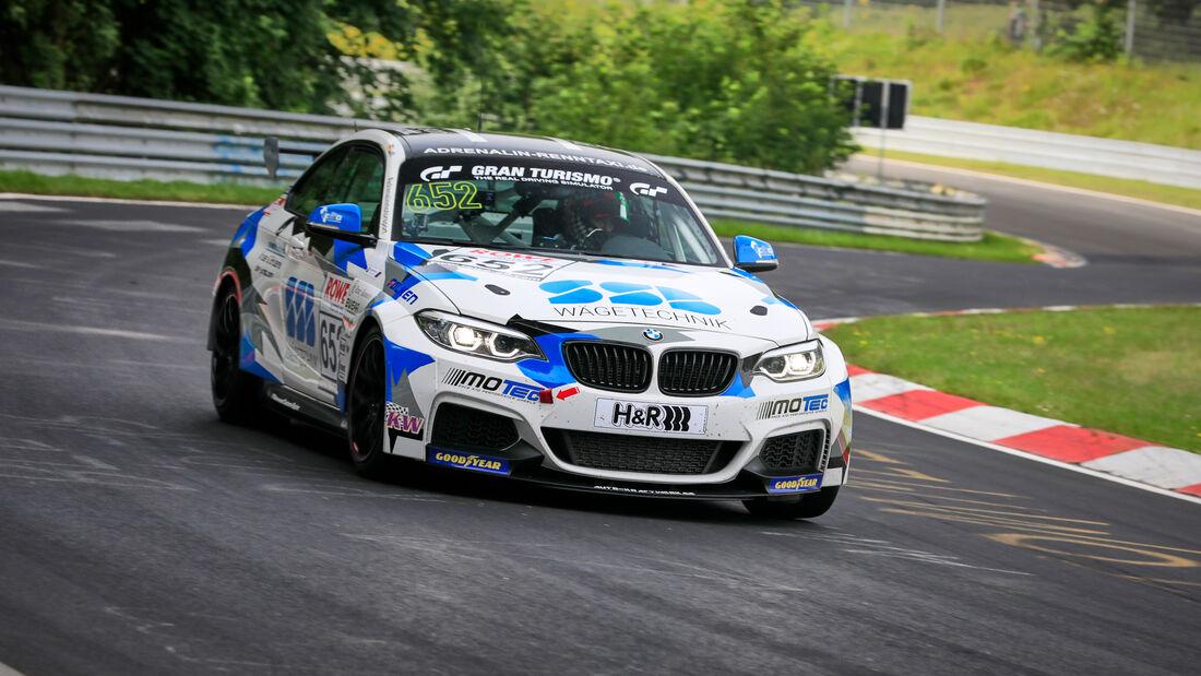 BMW M240i Racing Cup - Startnummer #652 - Adrenalin Motorsport Team Alzner Automotive - BMW M240i Cup - NLS 2021 - Langstreckenmeisterschaft - Nürburgring - Nordschleife