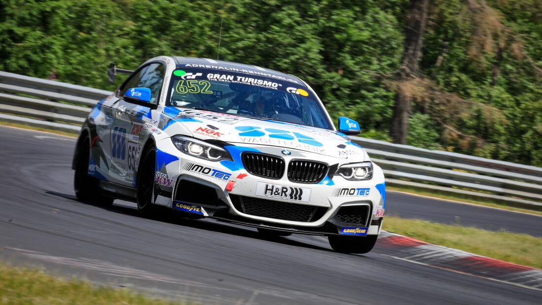 BMW M240i Racing Cup - Startnummer #652 - Pixum CFN Team Adrenalin Motorsport - Cup5 - NLS 2020 - Langstreckenmeisterschaft - Nürburgring - Nordschleife