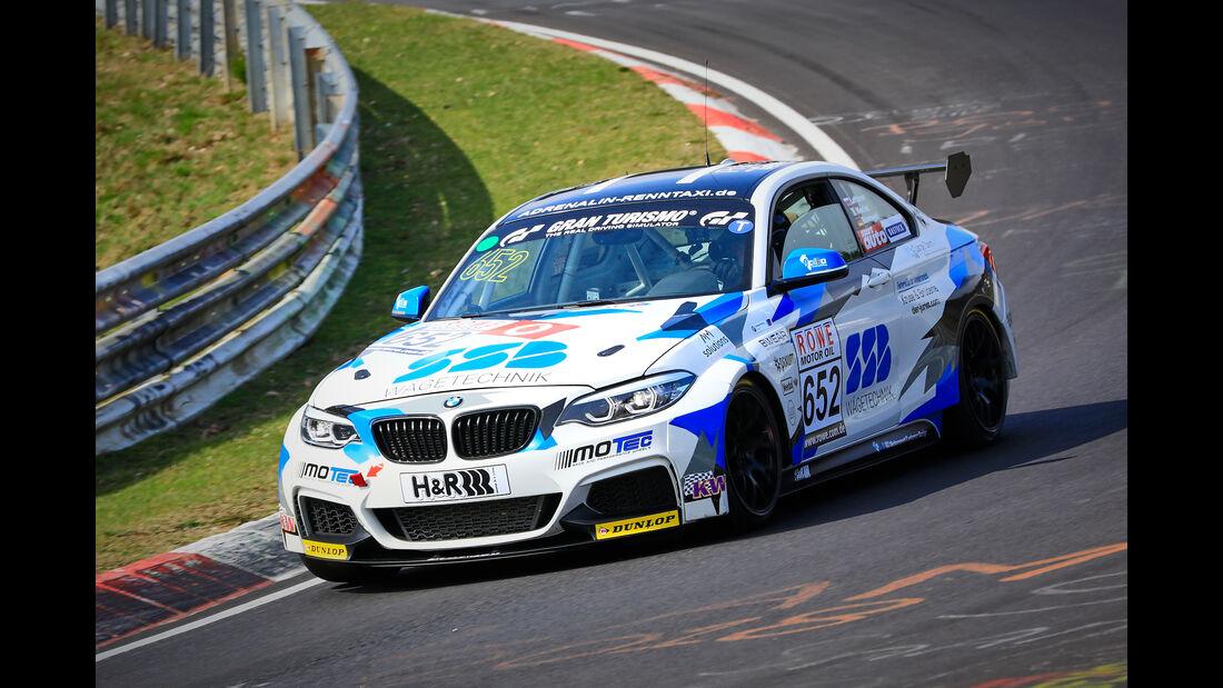 BMW M240i Racing Cup - Startnummer #652 - Pixum Team Adrenalin Motorsport - Cup 5 -VLN 2019 - Langstreckenmeisterschaft - Nürburgring - Nordschleife