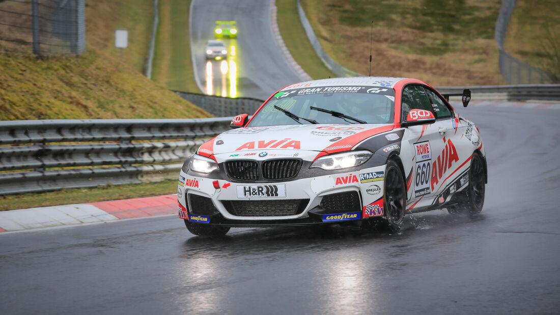 BMW M240i Racing Cup - Startnummer #660 - Team AVIA Sorg Rennsport - BMW M240i - NLS 2021 - Langstreckenmeisterschaft - Nürburgring - Nordschleife