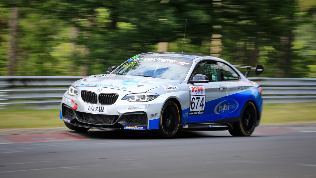 BMW M240i Racing Cup - Startnummer #674 - ADAC Berlin-Brandenburg - Cup5 - NLS 2020 - Langstreckenmeisterschaft - Nürburgring - Nordschleife