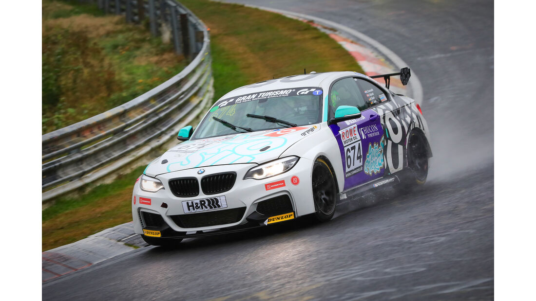 BMW M240i Racing Cup - Startnummer #674 - MKR-Engineering - Cup 5 - VLN 2019 - Langstreckenmeisterschaft - Nürburgring - Nordschleife