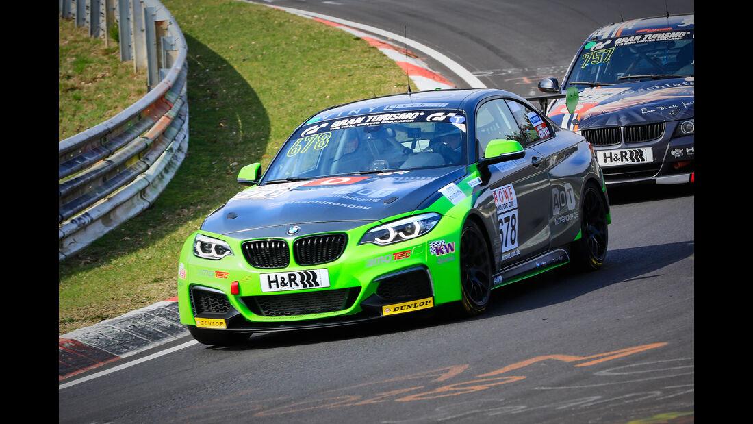 BMW M240i Racing Cup - Startnummer #678 - FK Performance Motorsport - Cup 5 - VLN 2019 - Langstreckenmeisterschaft - Nürburgring - Nordschleife