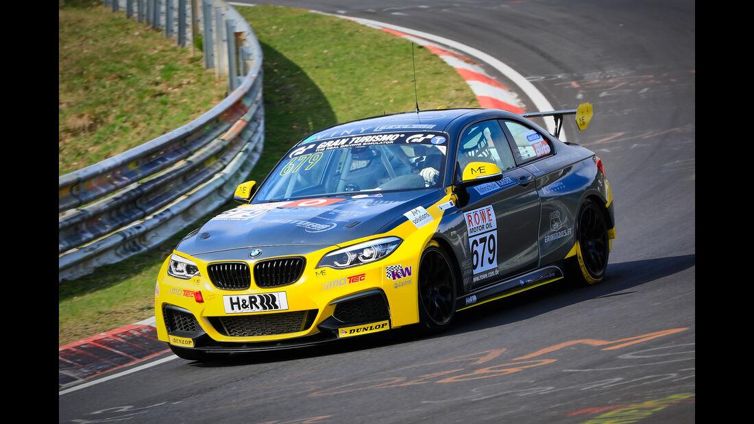 BMW M240i Racing Cup - Startnummer #679 - FK Performance Motorsport - Cup 5 - VLN 2019 - Langstreckenmeisterschaft - Nürburgring - Nordschleife