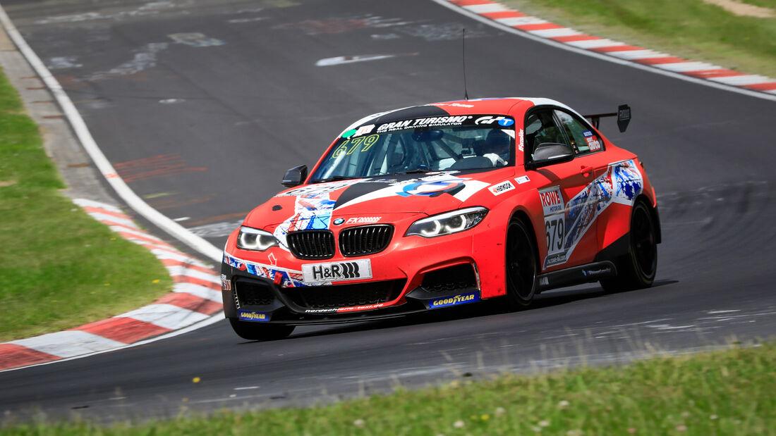BMW M240i Racing Cup - Startnummer #679 - FK Performance Motorsport - Cup5 - NLS 2020 - Langstreckenmeisterschaft - Nürburgring - Nordschleife