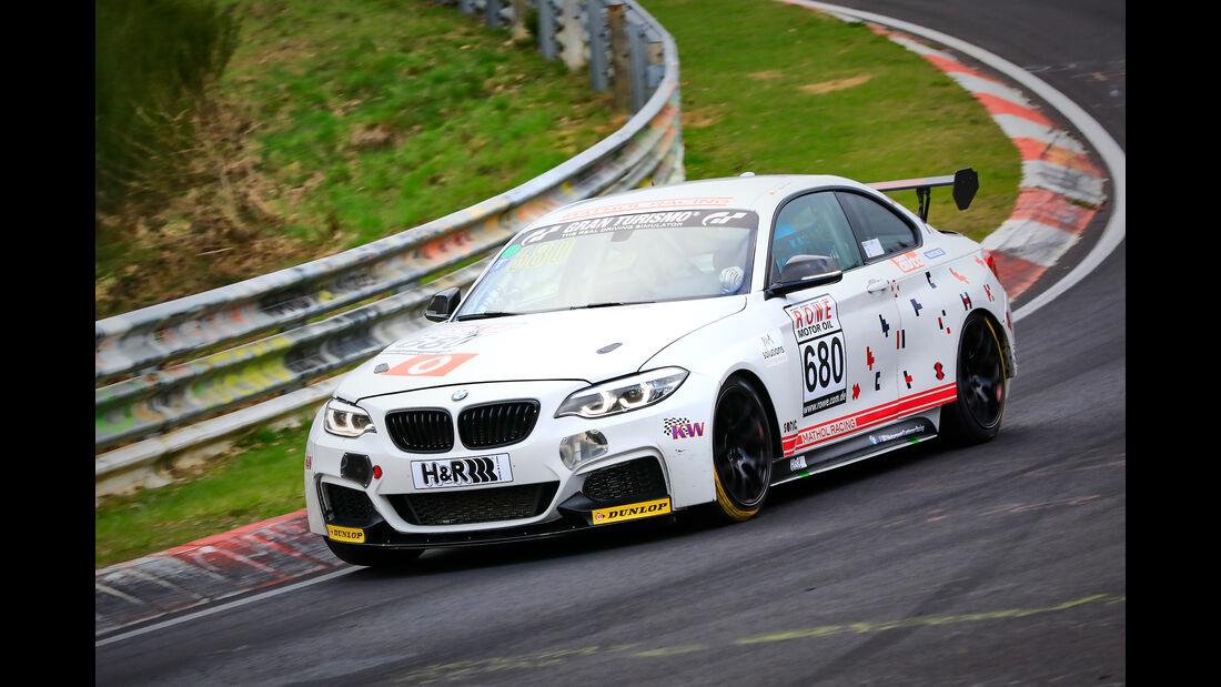 BMW M240i Racing Cup - Startnummer #680 - Team Mathol Racing e.V. - Cup 5 - VLN 2019 - Langstreckenmeisterschaft - Nürburgring - Nordschleife