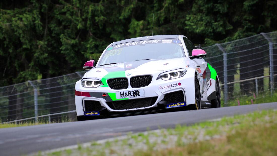 BMW M240i Racing Cup - Startnummer #681 - Walkenhorst Motorsport - Cup5 -  NLS 2020 - Langstreckenmeisterschaft - Nürburgring - Nordschleife