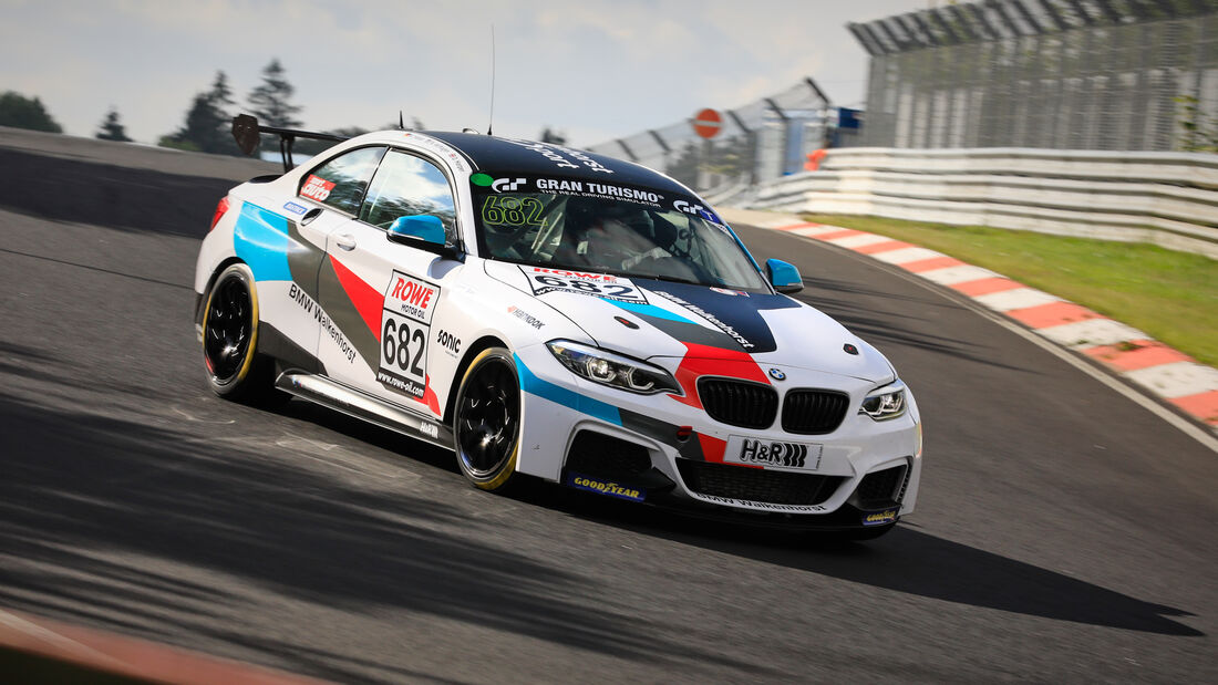 BMW M240i Racing Cup - Startnummer #682 - Walkenhorst Motorsport - Cup5 - NLS 2020 - Langstreckenmeisterschaft - Nürburgring - Nordschleife