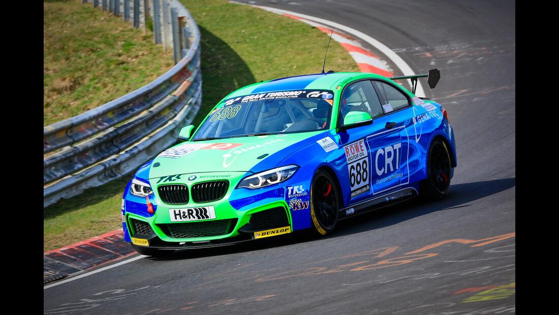 BMW M240i Racing Cup - Startnummer #688 - Cup 5 - VLN 2019 - Langstreckenmeisterschaft - Nürburgring - Nordschleife
