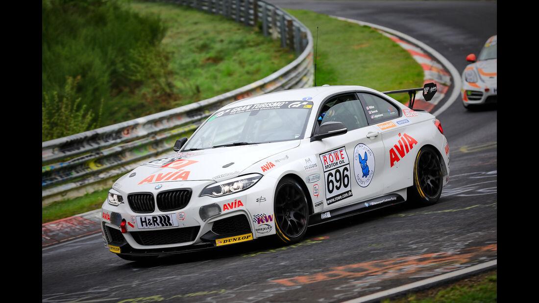 BMW M240i Racing Cup - Startnummer #696 - Team AVIA Sorg Rennsport - Cup 5 - VLN 2019 - Langstreckenmeisterschaft - Nürburgring - Nordschleife