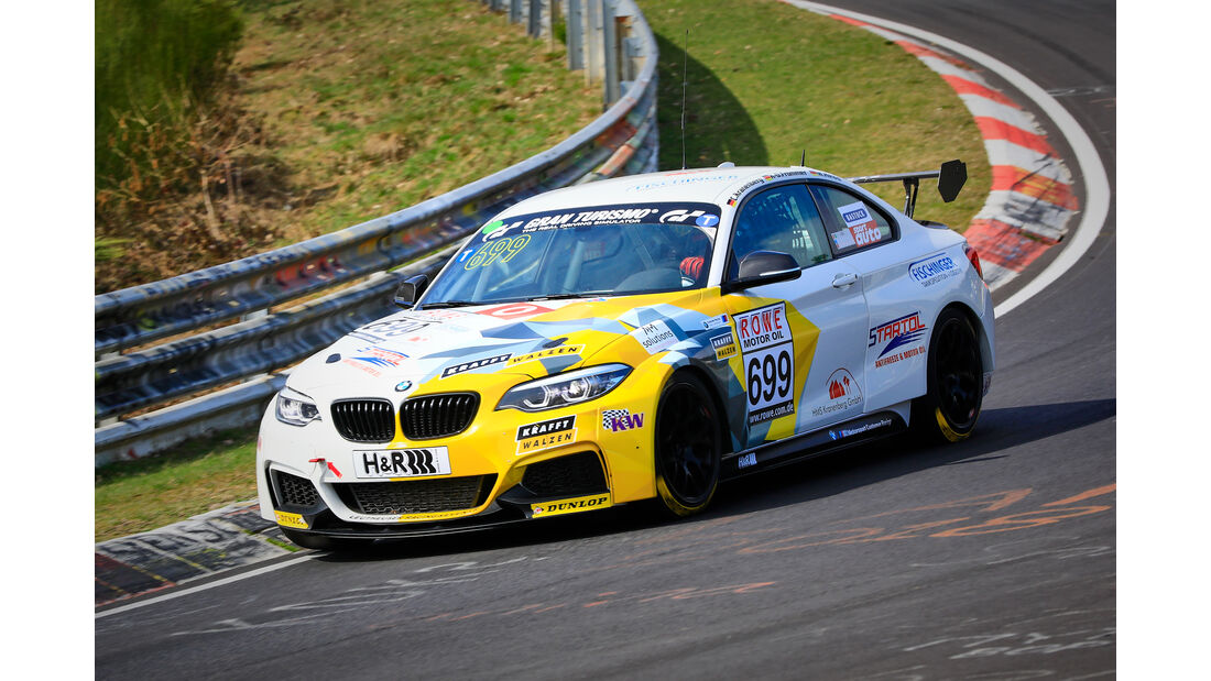 BMW M240i Racing Cup - Startnummer #699 - Leutheuser Racing & Events - Cup 5 - VLN 2019 - Langstreckenmeisterschaft - Nürburgring - Nordschleife