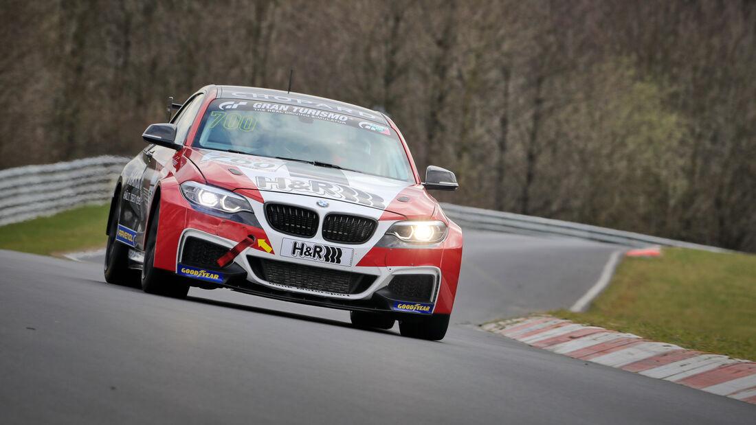 BMW M240i Racing Cup - Startnummer #700 - Hofor Racing by Bonk Motorsport - BMW M240i Cup- NLS 2021 - Langstreckenmeisterschaft - Nürburgring - Nordschleife