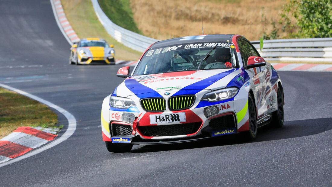 BMW M240i Racing - JJ Motorsport - Startnummer #307 - Klasse: Cup 5 - 24h-Rennen - Nürburgring - Nordschleife - 24. bis 27. September 2020