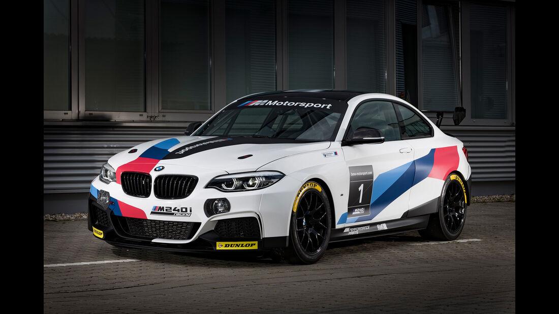 BMW M240i Racing - Kundensport-Modell