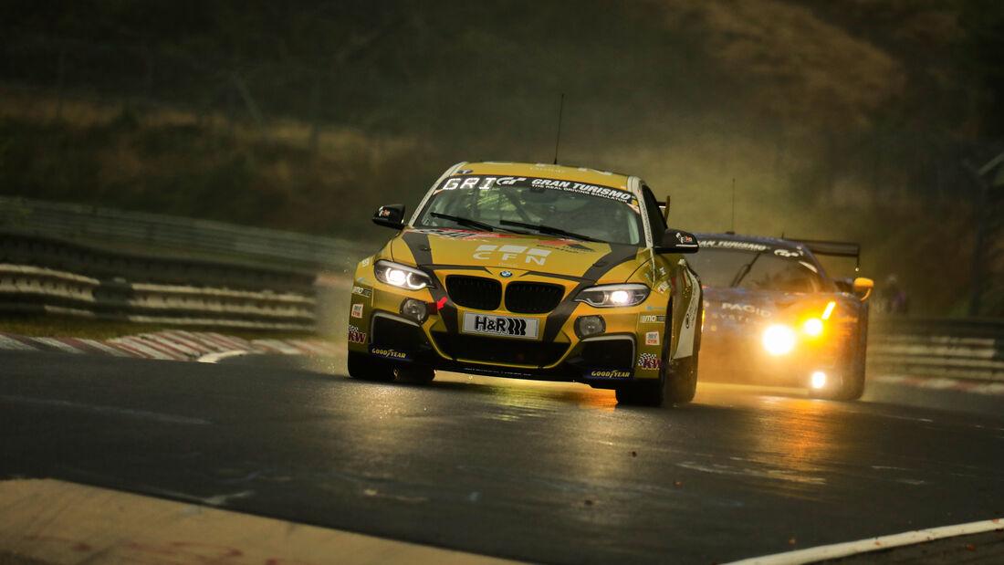 BMW M240i Racing - Startnummer 240- 24h Rennen Nürburgring - Nürburgring-Nordschleife - 26. September 2020