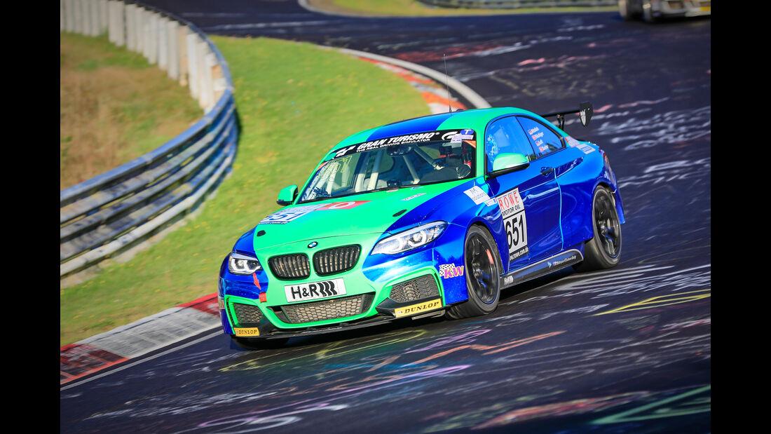 BMW M240i Racing - Startnummer #651 - Pixum Team Adrenalin Motorsport - Cup 5 - VLN 2019 - Langstreckenmeisterschaft - Nürburgring - Nordschleife