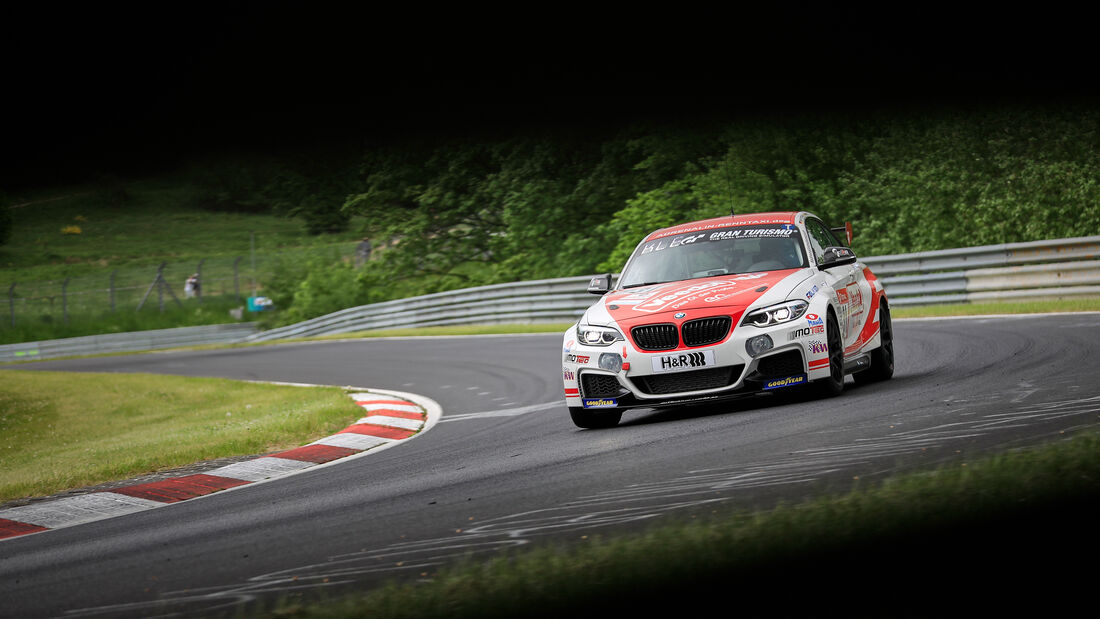 BMW M240i - Startnummer 231 - 24h Rennen Nürburgring - Nürburgring-Nordschleife - 3. Juni 2021