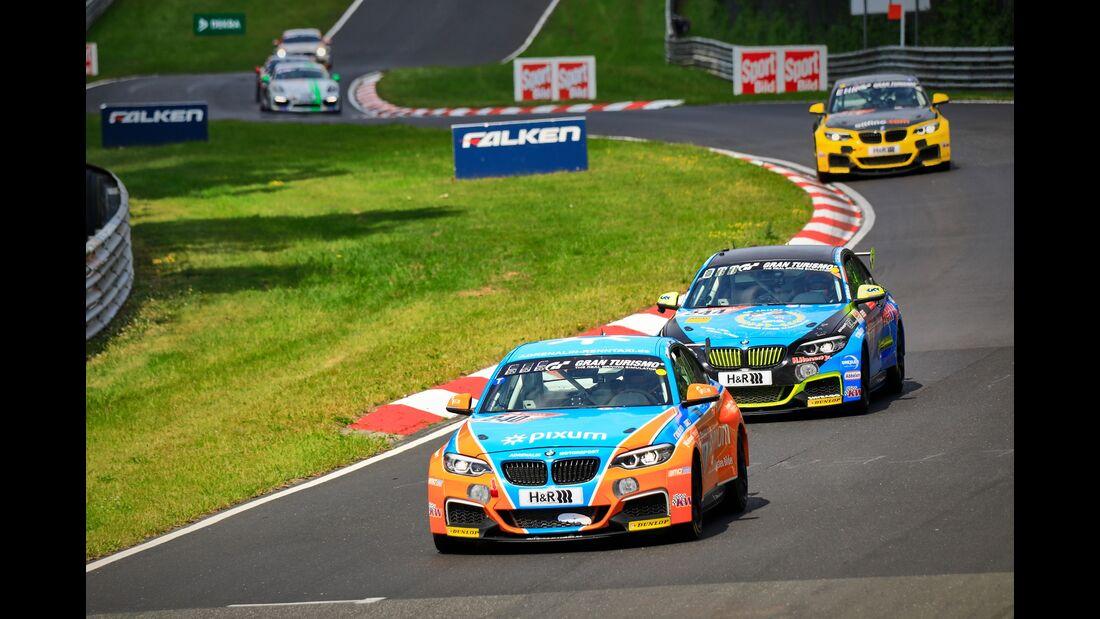 BMW M240i - Startnummer #240 - 24h Rennen Nürburgring - 22. Juni 2019