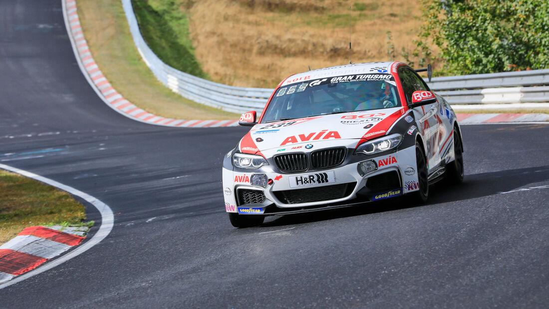 BMW M240i - Team Avia Sorg Rennsport - Startnummer 239 - 24h Rennen Nürburgring - Nürburgring-Nordschleife - 25. September 2020