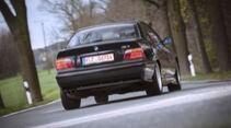 BMW M3 3.0 E36, Exterieur