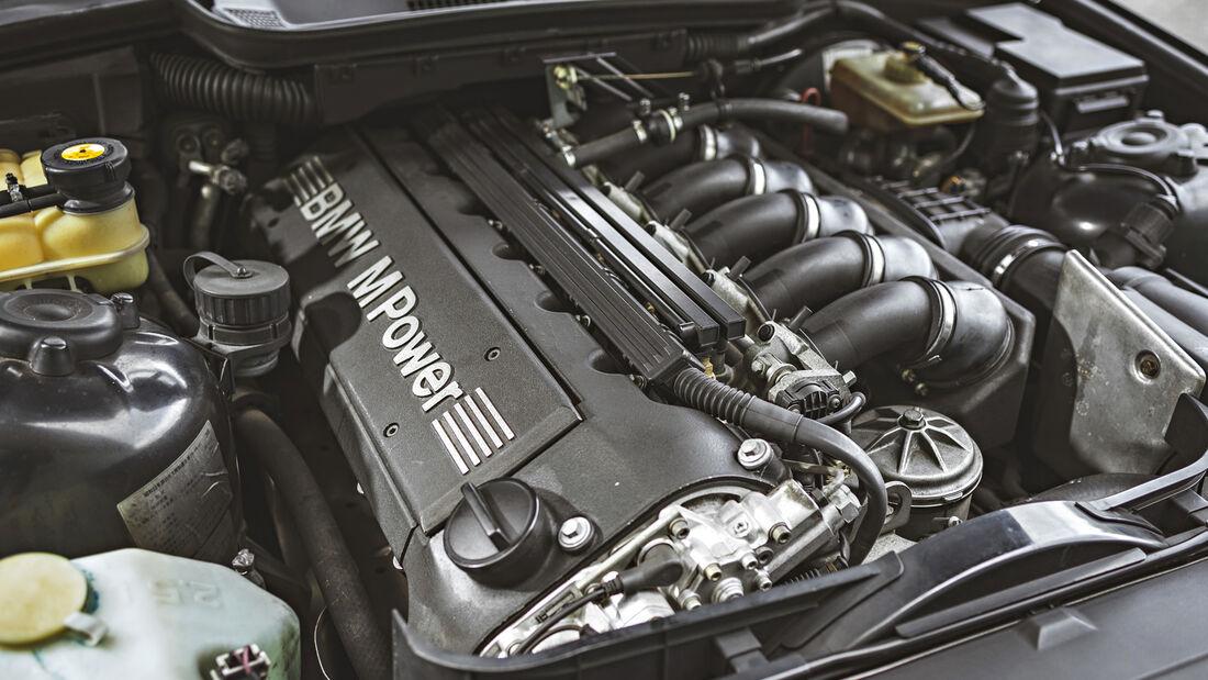 BMW M3 3.0 E36, Motor