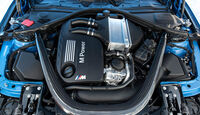 BMW M3, BMW M4, Motor