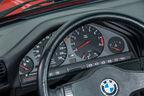 BMW M3, Baureihe E30, Rundinstrumente
