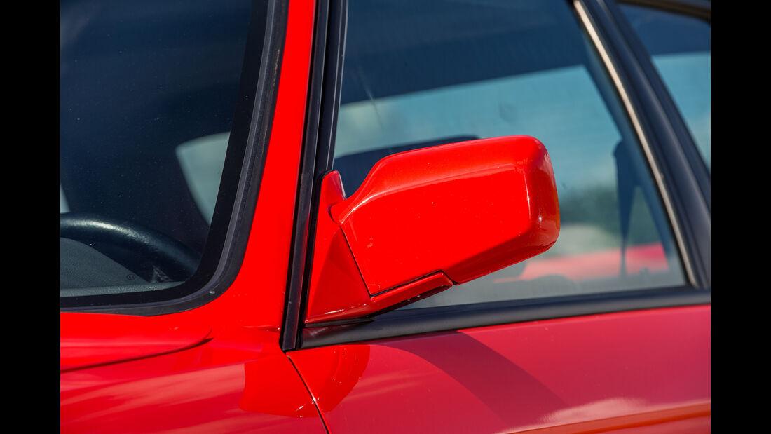 BMW M3, Baureihe E30, Seitenspiegel