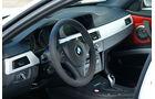BMW M3 CRT, Cockpit
