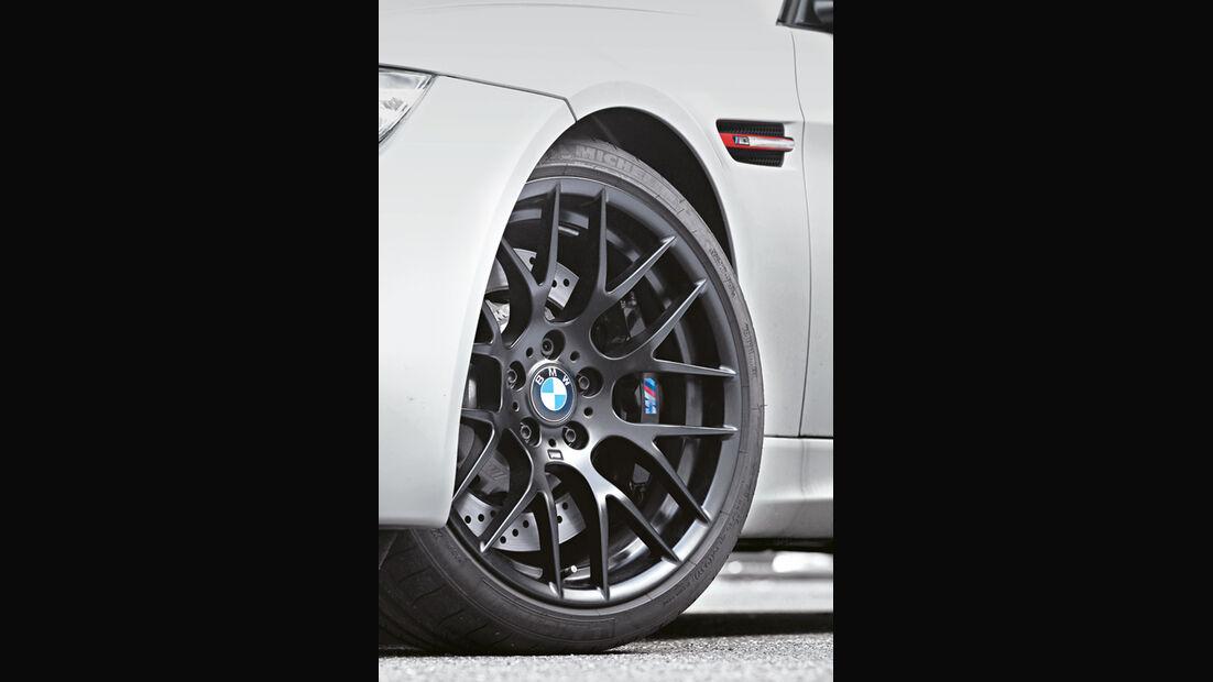 BMW M3 CRT, Felge, Vorderrad
