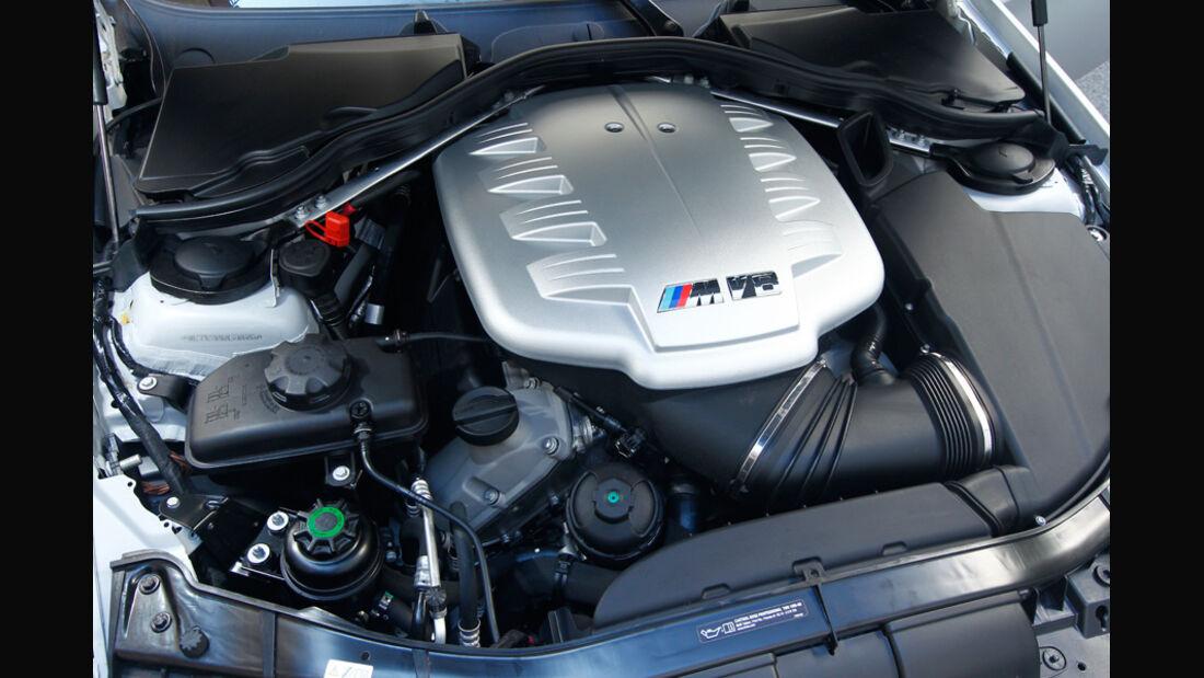BMW M3 CRT, Motor