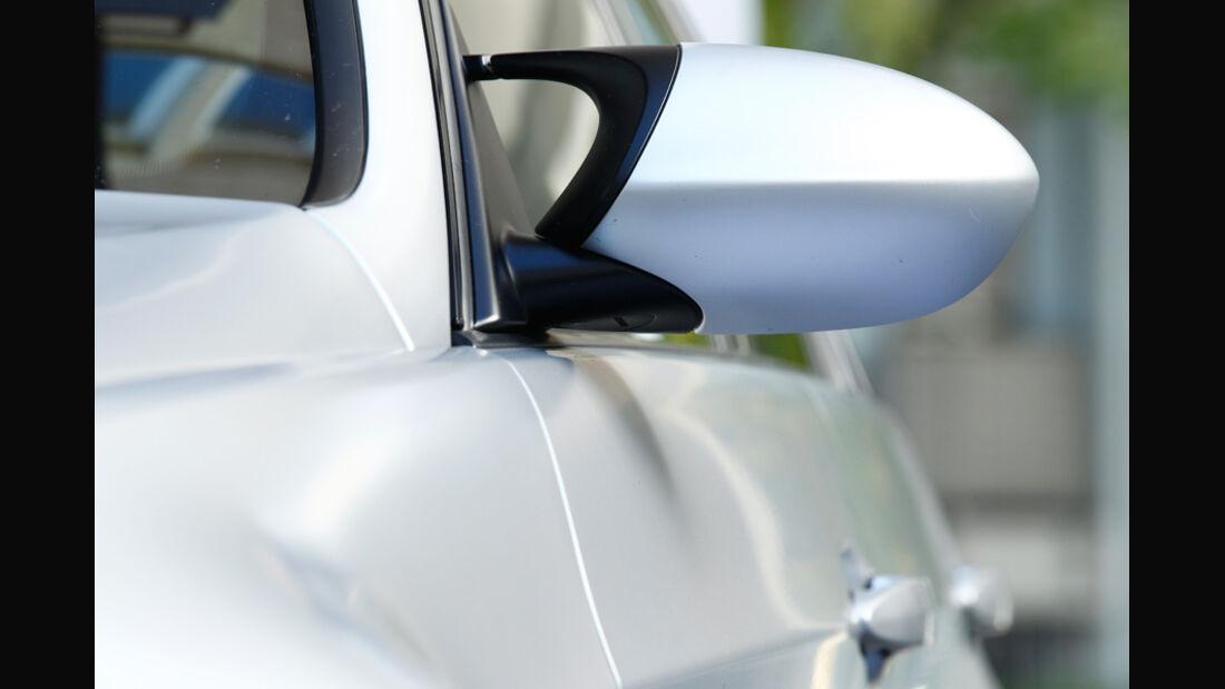 BMW M3 CRT, Seitenspiegel
