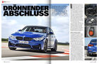 BMW M3 CS - Screenshot - sport auto 7/2018